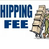 Shipping Fee tickets