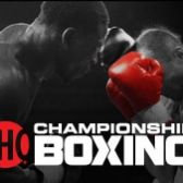 Showtime Championship Boxing tickets