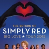 Simply Red - VIP tickets