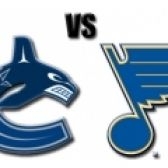 St. Louis Blues vs. Vancouver Canucks tickets