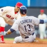 Tampa Bay Rays vs. Cleveland Indians tickets