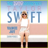 Taylor Swift  Vance Joy  Shawn Mendes tickets
