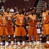 Texas Longhorns Basketball tickets