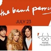 The Band Perry and Annie McQueen tickets