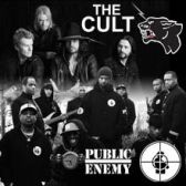The Cult & Public Enemy tickets