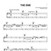 The One: The Music of Elton John tickets