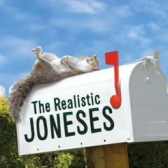 The Realistic Joneses tickets