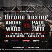 Throne Boxing: Andre Ward tickets