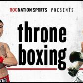 Throne Boxing tickets