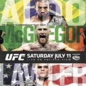 UFC 189: Aldo vs. McGregor tickets