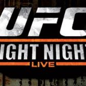 UFC Fight Night tickets