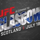 UFC Glasgow tickets