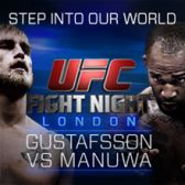 UFC London tickets