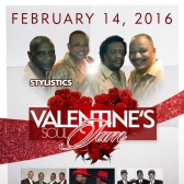 Valentines Day Soul Jam: The Stylistics tickets