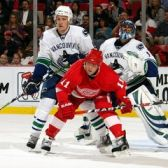Vancouver Canucks Vs. Detroit Red Wings tickets