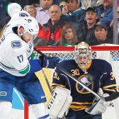 Vancouver Canucks vs. Buffalo Sabres tickets