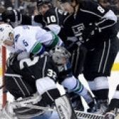 Vancouver Canucks vs. Los Angeles Kings tickets
