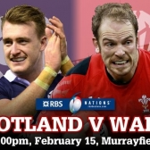Wales Rugby / Wales v Scotland tickets