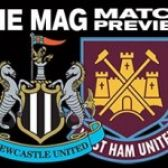 West Ham United v Newcastle tickets