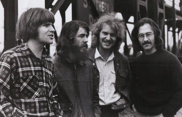 Creedence Clearwater Revival - Did You Know?