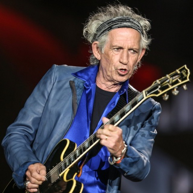 Did You Know? Keith Richards Snorted His Own Dad