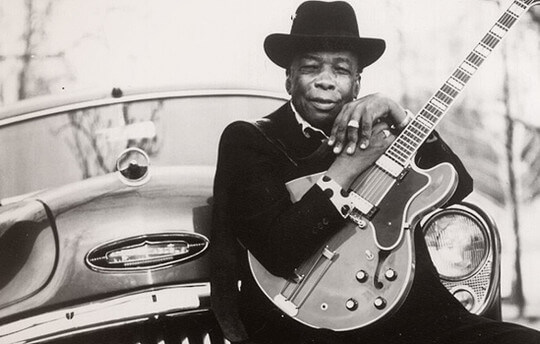 John Lee Hooker - Did You Know?