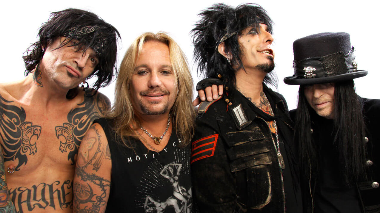 Mötley Crüe - Did You Know?