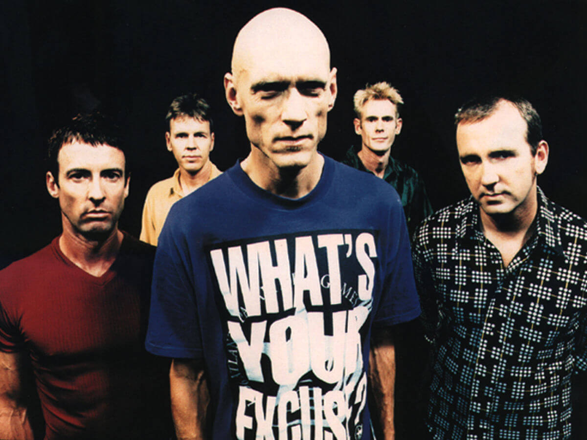 Midnight Oil - Did You Know?