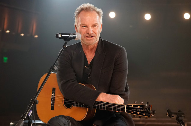 Sting - Did You Know?