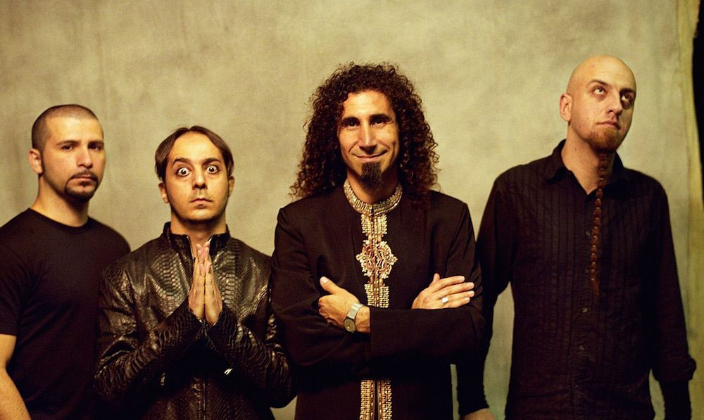 System of a Down - Did You Know?